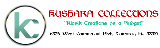 Kushara Collection Web Store